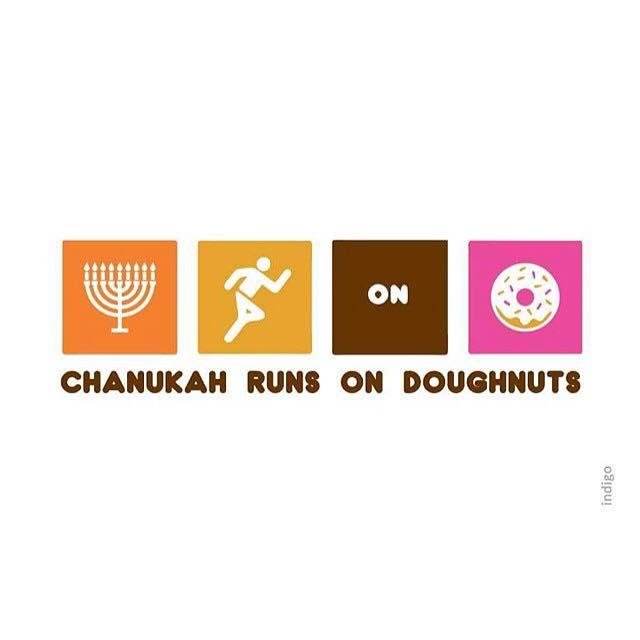 Dunkin Chanukah