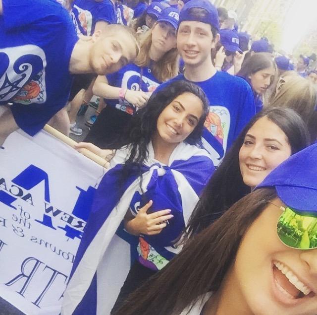 Haftr Israel Day Parade