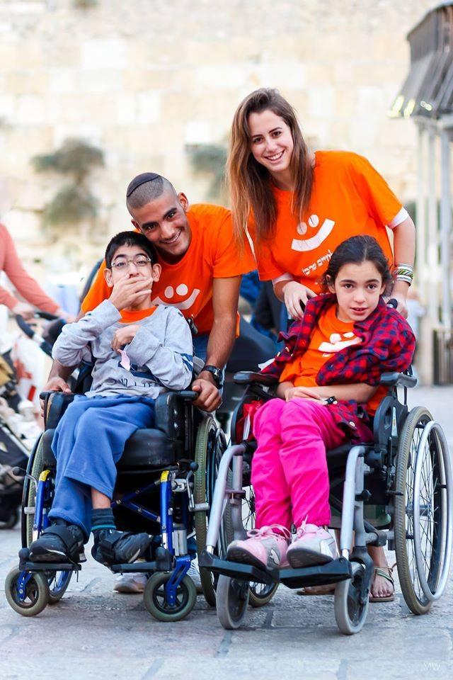 Kotel Volunteers