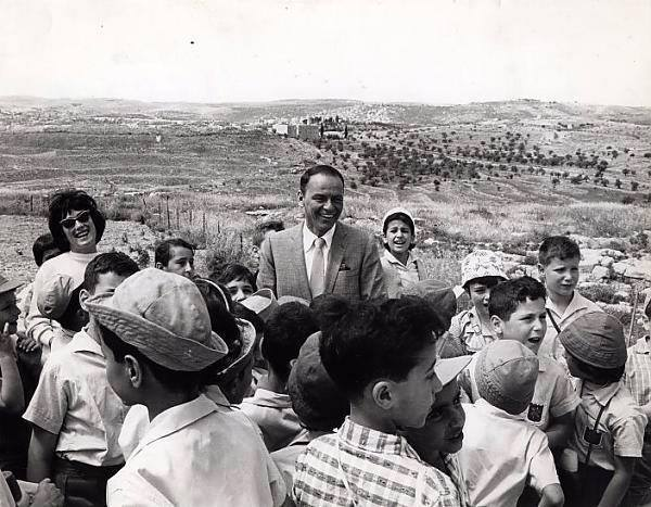 Sinatra Israel